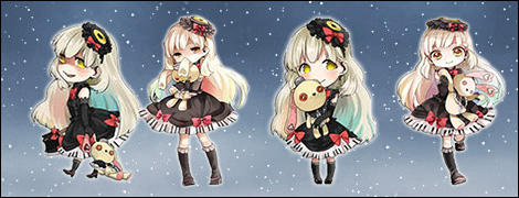 Rocketdock: Vocaloid Mayu by milkkybunny