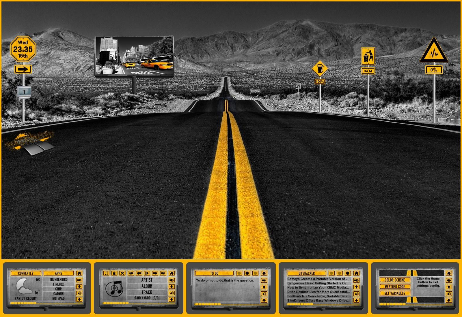 Road Kill by Jkon00