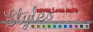 +NeverLoseHope Styles(: