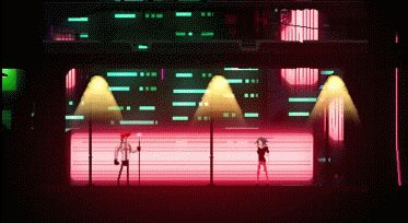 Red is Not Alone... [GIF] by 972oTeV