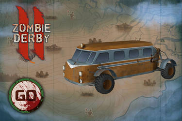 Zombie Derby 2 - Snowstorm [XPS] by 972oTeV