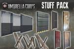 Umbrella Corps - Stuff Pack [XPS Models]