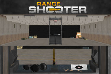 Range Shooter - Gun Range [XPS Model] by 972oTeV