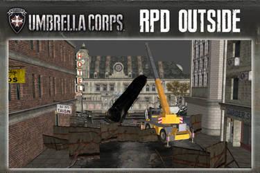 Resident Evil Umbrella Chrnicles Subway Map 3d Model.Resident Evil Models Favourites By Uncommonslyfox On Deviantart
