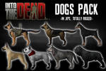 Into the Dead - Dogs Pack [XPS]