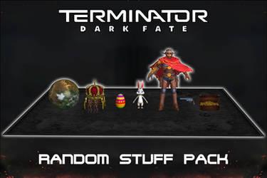 Terminator Dark Fate - Random Stuff [XPS]