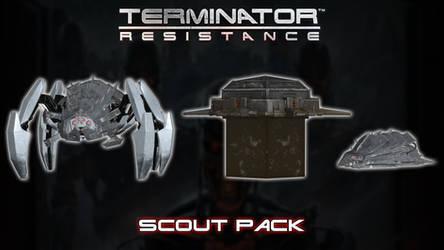Terminator Resistance - Scout Pack [XPS]