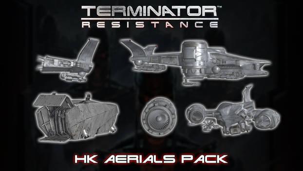 Terminator Resistance - HK Aerial Pack [XPS]