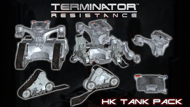 Terminator Resistance - HK Tank Pack [XPS]