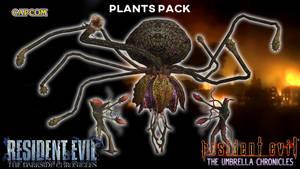 RE: Chronicles (DC-UC) - Plants Pack [XPS]