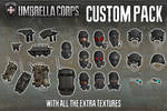 Umbrella Corps - Custom Pack [XPS Models] by 972oTeV