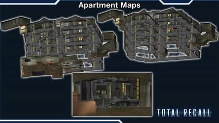 Total Recall - Apartment [XPS Models] by 972oTeV