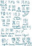 kanji exercice