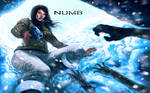 NUMB--Graphic novel-Kathleen wallpaper pack by mlappas