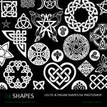 Celtic and Pagan Shapes