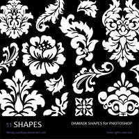 Damask Shapes