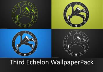 Third Echelon Wallpaper Pack by R3YNO