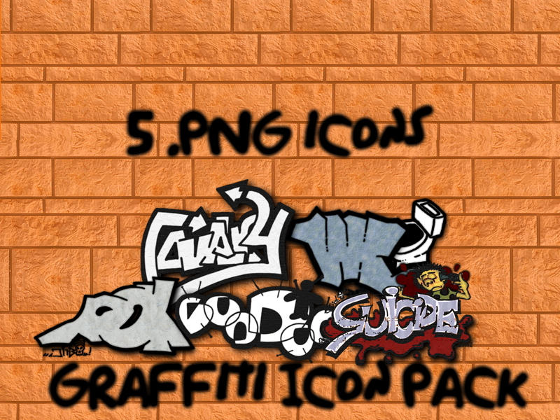 GRAFFITI ICONS by kornjacinvrac