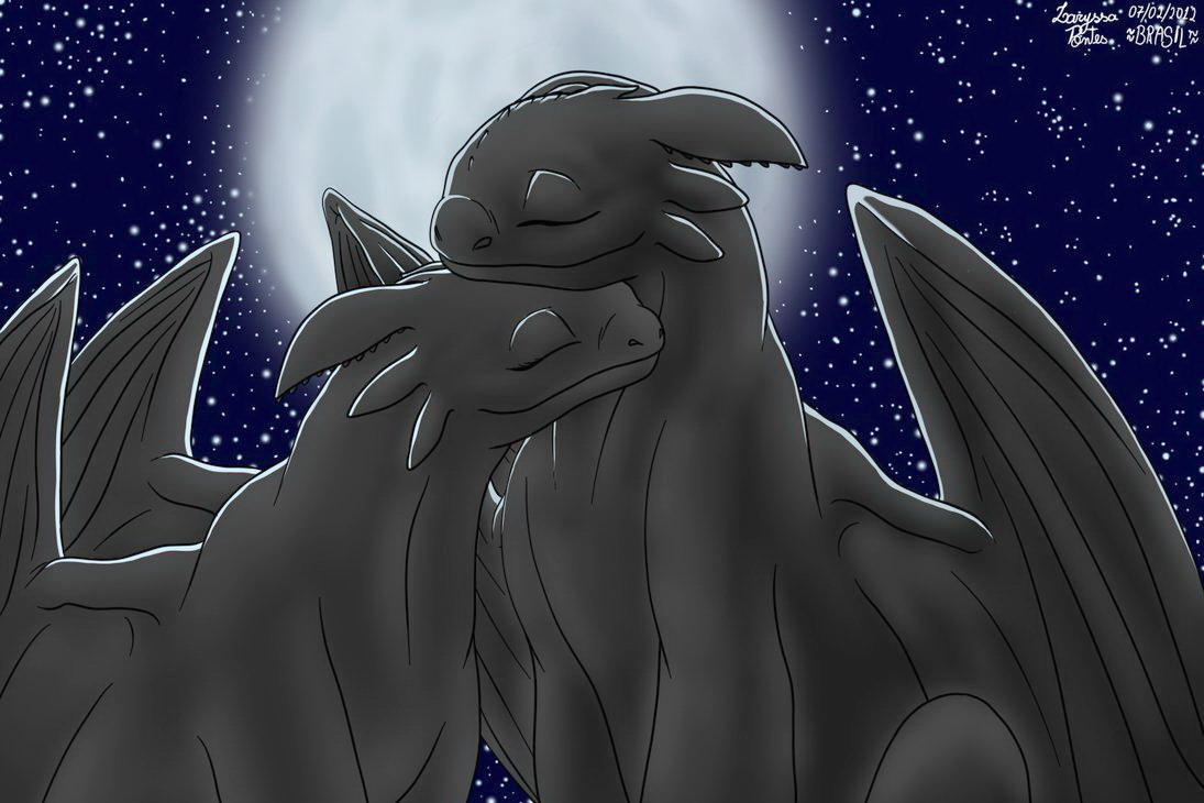 Silverwings And Toothless - Chapter 3 By Whiteaspen On -4737