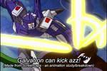 Animation Study TF Galvy Fight
