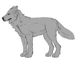 Free Wolf Ref Lines by Salt-Dog