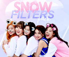 |SNOW Filters|Pack| by pxnkocean