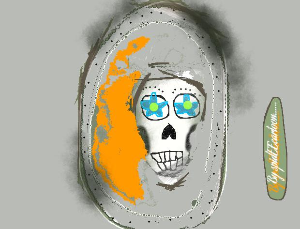 Grand skull candy by Spideecartoon