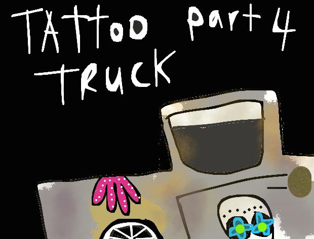 Tatto truck part 4 by Spideecartoon