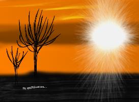 Landscape by Spideecartoon