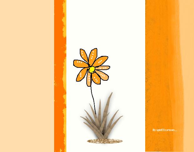 9 petals by Spideecartoon