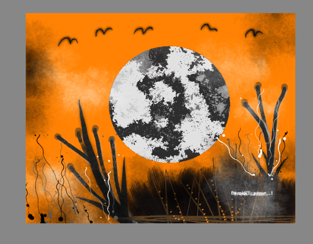 Halloween by Spideecartoon