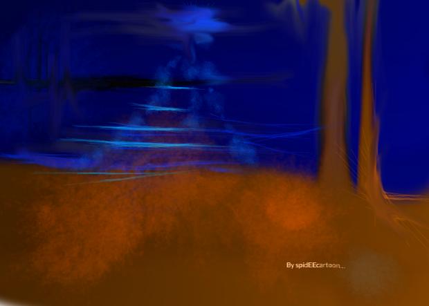 Moonray by Spideecartoon