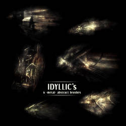 Idyllic's -Metal- Brushes