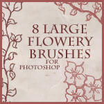 Flowery Brushes by mata80