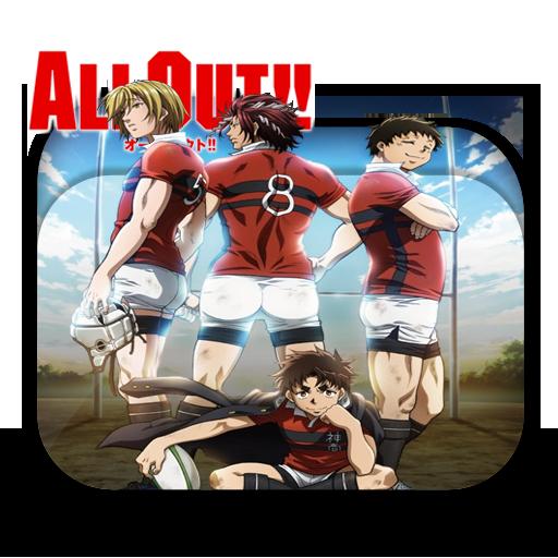 """Képtalálat a következőre: """"All Out!! anime ico"""""""