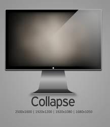 Collapse Wallpaper by fancq