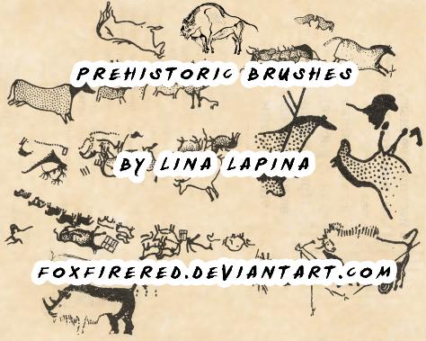 Prehistoric Brushes