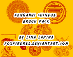 FengShui Chinese Brushes