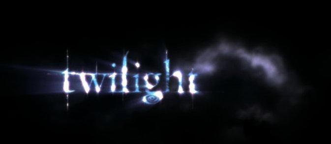 Twilight MOVIE Logo -fullview by MyLastBlkRose