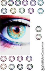 Contact Lenses-GIMP FULLVIEW by MyLastBlkRose