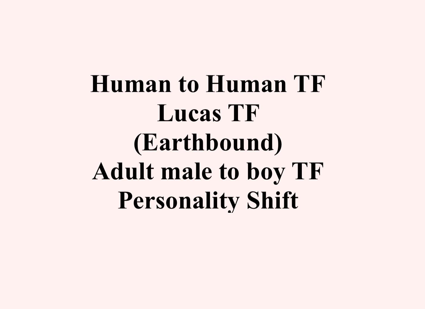 Earthbound changes: A Lucas Transformation by TenkoGuren