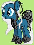 Draw to Adopt-Shadow Eye Pony CLOSED