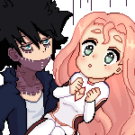 C: Misaki and Dabi