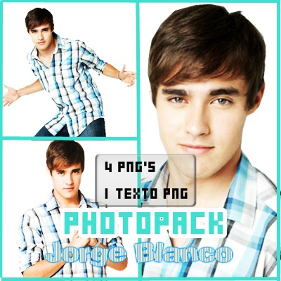 Jorge Blanco PNG 2 by EditionsGre