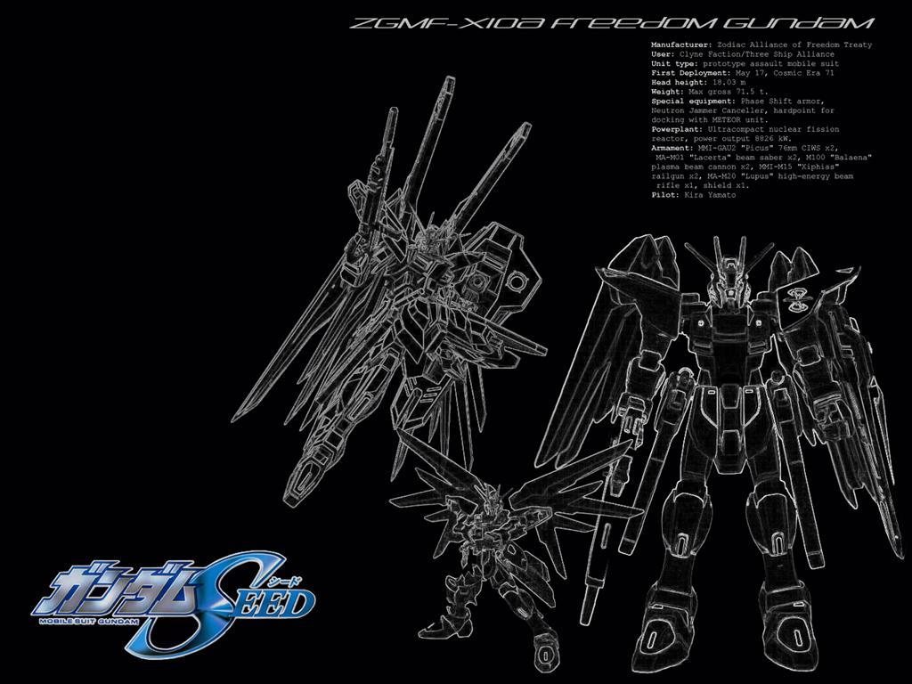 ZGMF X10A FREEDOM GUNDAM by 4st4roth Reanimate The Inner Gundam Inside You: 25+ Formidable Gundam Wallpaper Designs