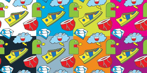 BLOP Store Wallpaper by m1lk3rman
