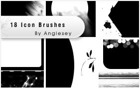 Icon Brushes by anglesey