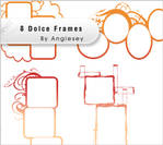 Dolce Frames Brushes