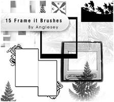 Frame it  Brushes by anglesey