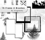 Frame it  Brushes